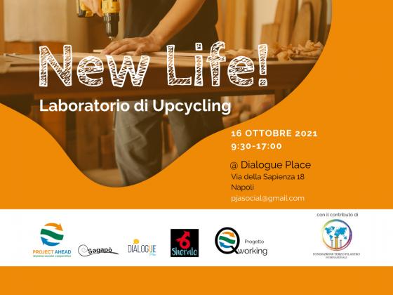 New Life-Laboratorio Upcycling
